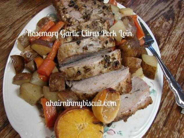 rosemary garlic citrus pork loin 2