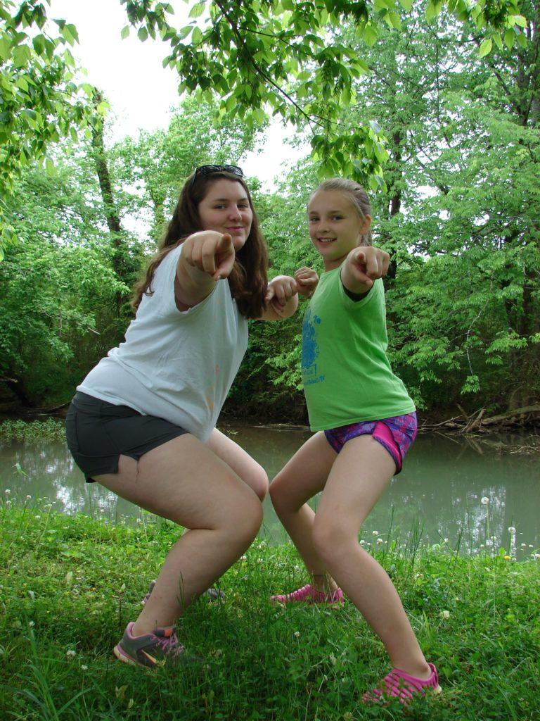 first creek swim