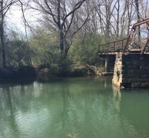 Big Creek bridge