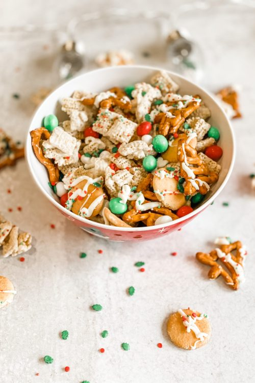 Elf Chex Mix Recipe