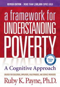 A Framework for Understanding Poverty Book Cover