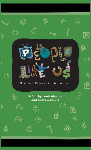 People Like Us: Social Class in America - USB