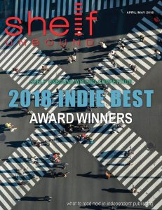 shelf unbound magazine book awards cover