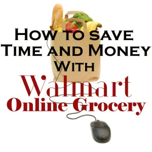 How to Save Time and Money Using Walmart Online Grocery
