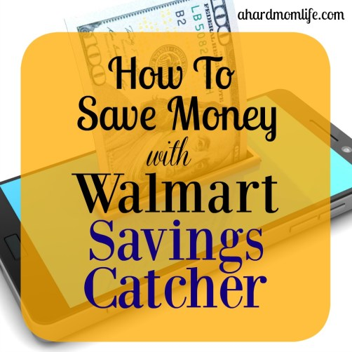 Want to be sure that you're getting the best deal on everything you buy? Learn how easy it is to save money with Walmart Savings Catcher.