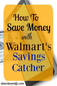 Want to be sure that you're getting the best deal on everything you buy? Learn how easy it is to save money with Walmart's Savings Catcher program.