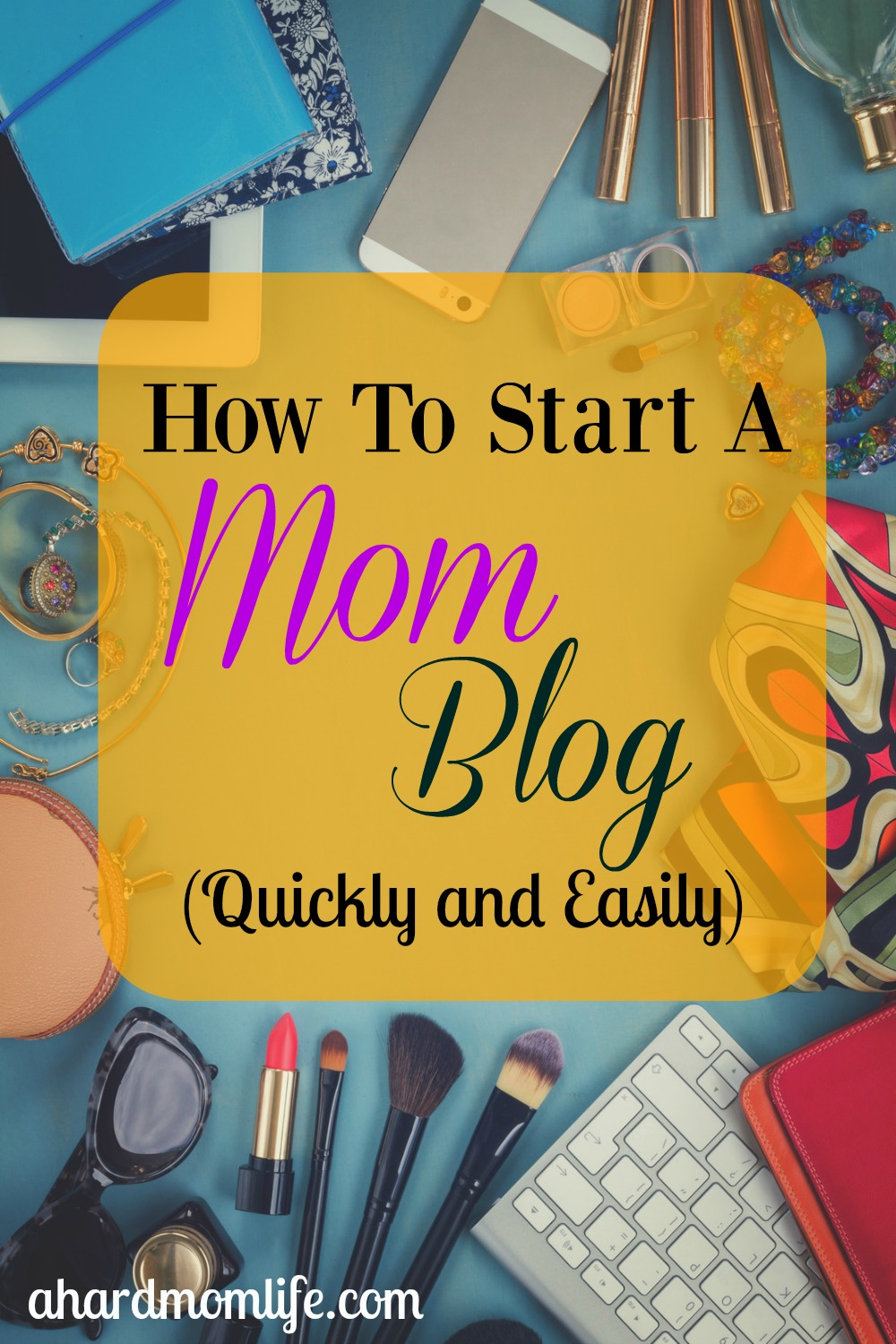 Are you interested in starting your own blog but not sure how? These step-by-step instructions will help you create your mom blog quickly and easily.