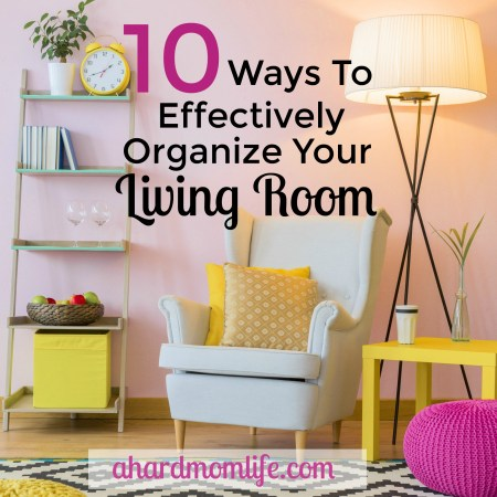 Looking for easy ways to organize your life? These 10 ideas will help stop the clutter before it starts.