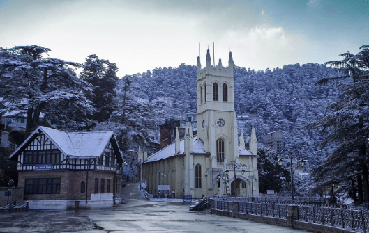 Christ Church, Smila | Churches to visit in India this Christmas