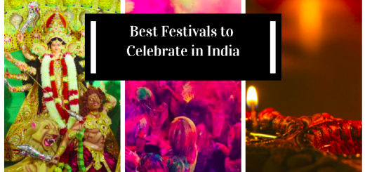 The Best Festivals to celebrate in India