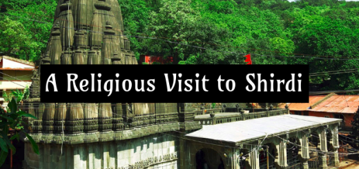 A Religious Visit to Shirdi