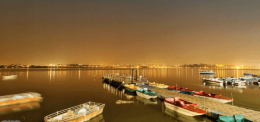 Bhopal: The Beautiful City of Lakes