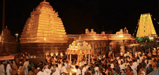 Trip to Srisailam: Explore the Mallikarjuna Swamy Jyotirlinga