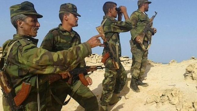عسكر بوليساريو و الجزائر يشتبكان بالرصاص الحي على الحدود