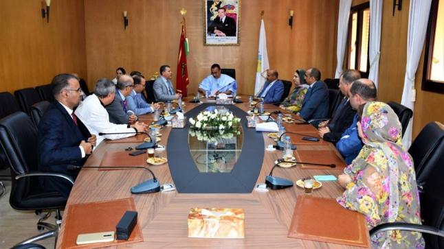 إتفاقية شراكة بين المجلس الجهوي و جامعة عبد المالك السعدي بتطوان