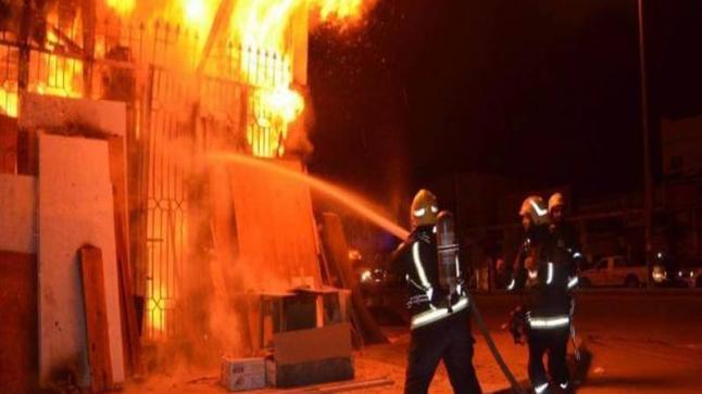 """خطير .. أم و2 أطفال يتعرضان للحرق بسبب """"البوطة"""" بالداخلة"""