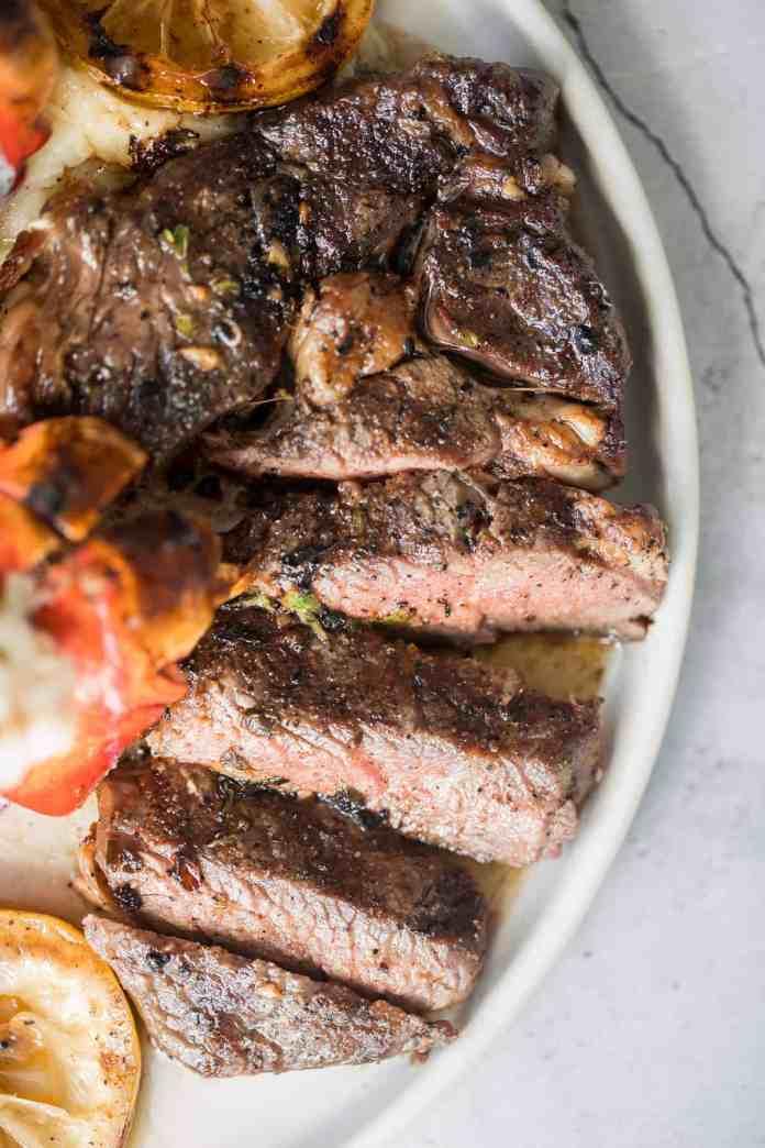 The Best Ribeye Steak Ahead Of Thyme