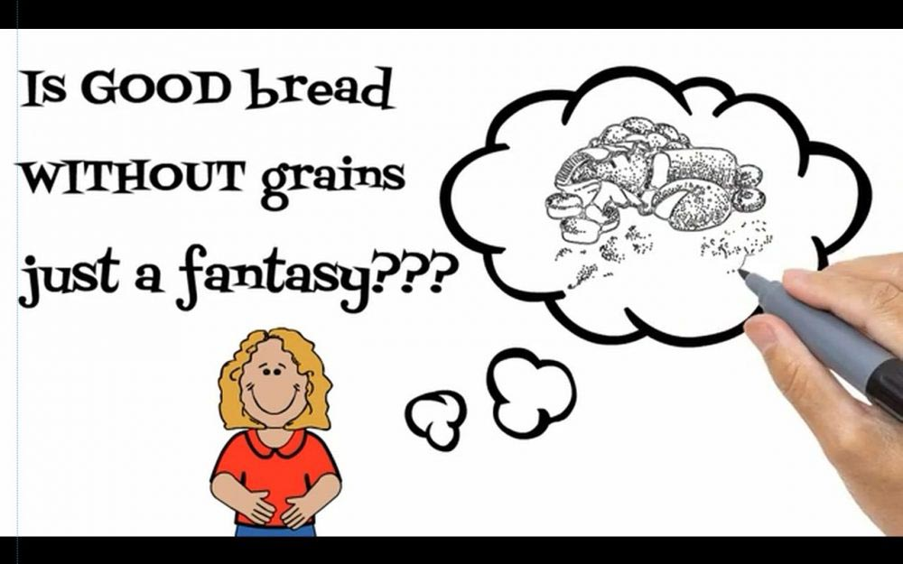 The Best Low Carb Bread? Simple Grain Free Bread Recipes