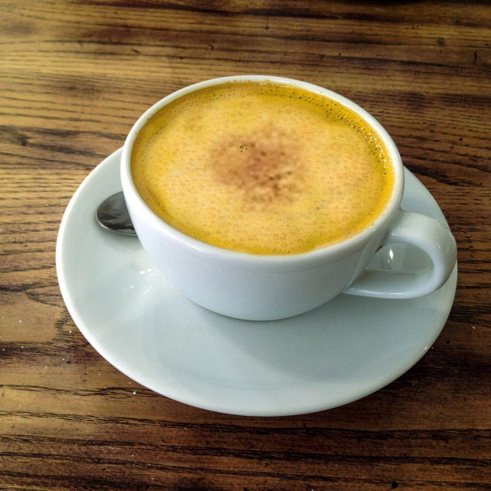A Recipe For Depression: Turmeric Latte