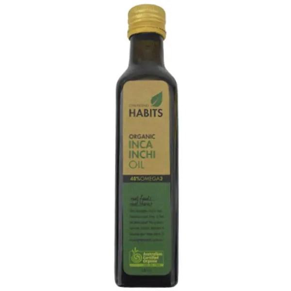 Changing Habits Inca Inchi Oil