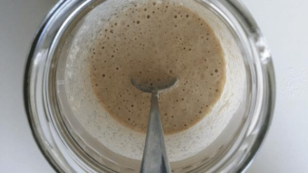 How To Make A Sourdough Starter With Kombucha