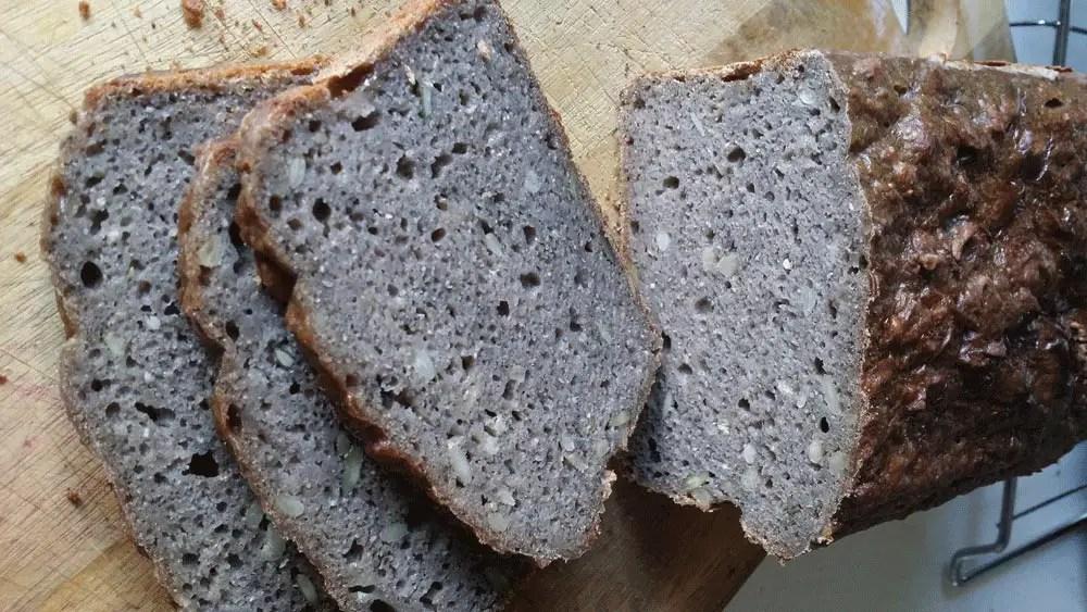 Sourdough grain free bread recipe