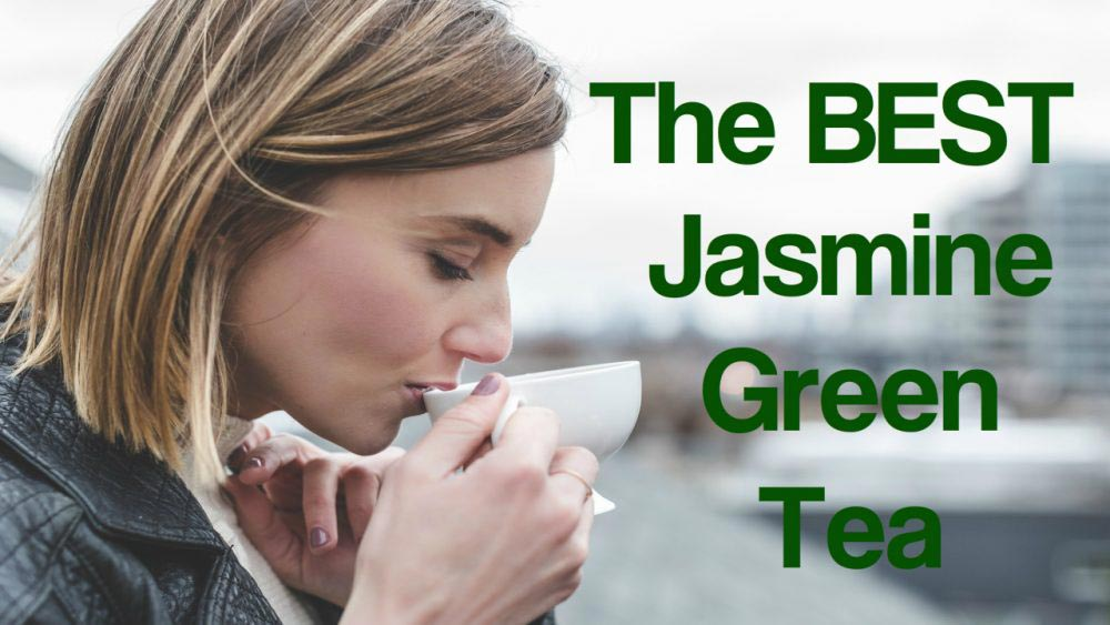 The Best Jasmine Tea? I Really Like This One