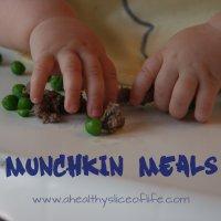 Munchkin Meals Link-Up: Challenges