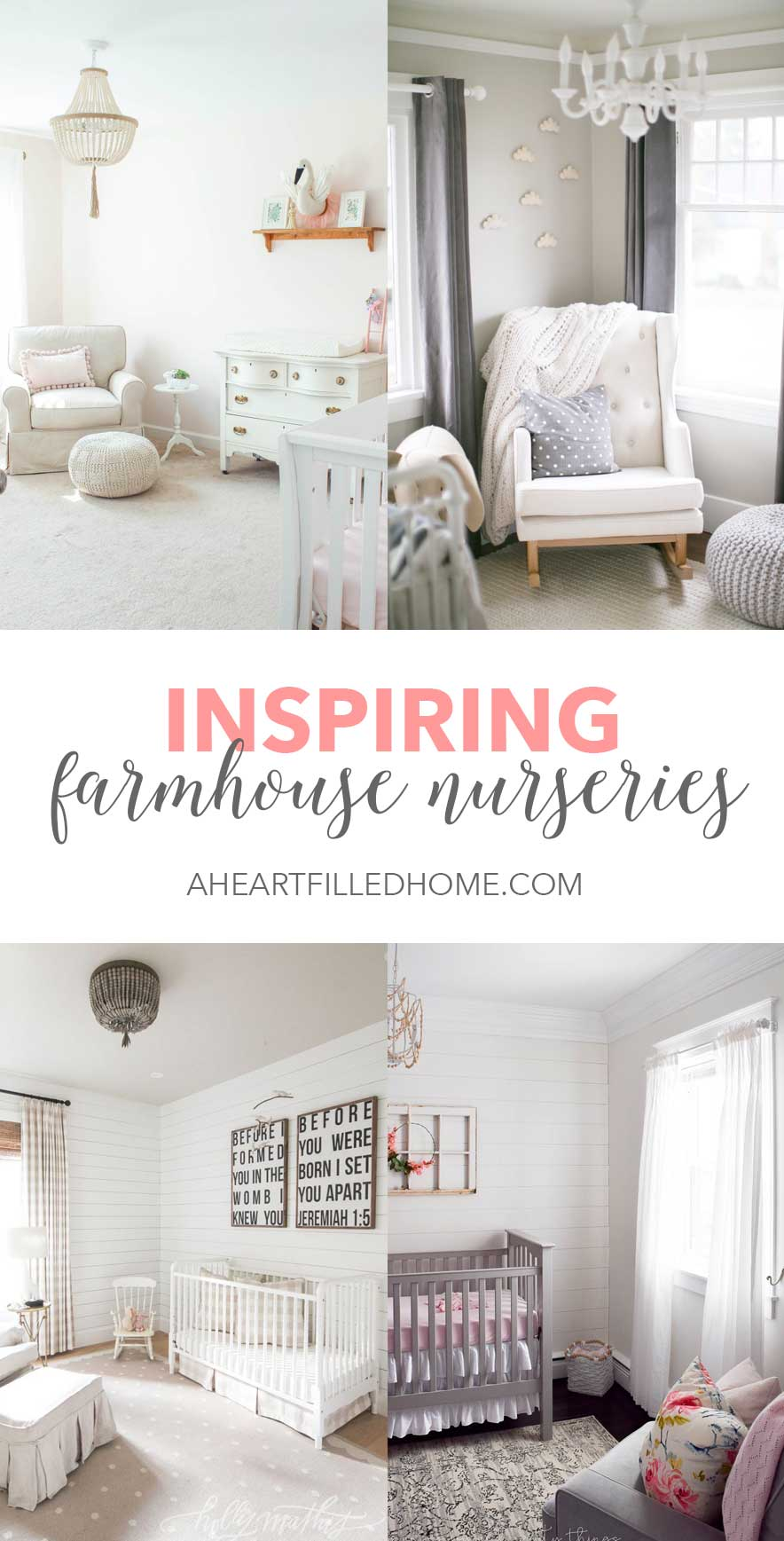 Inspiring Farmhouse Nurseries