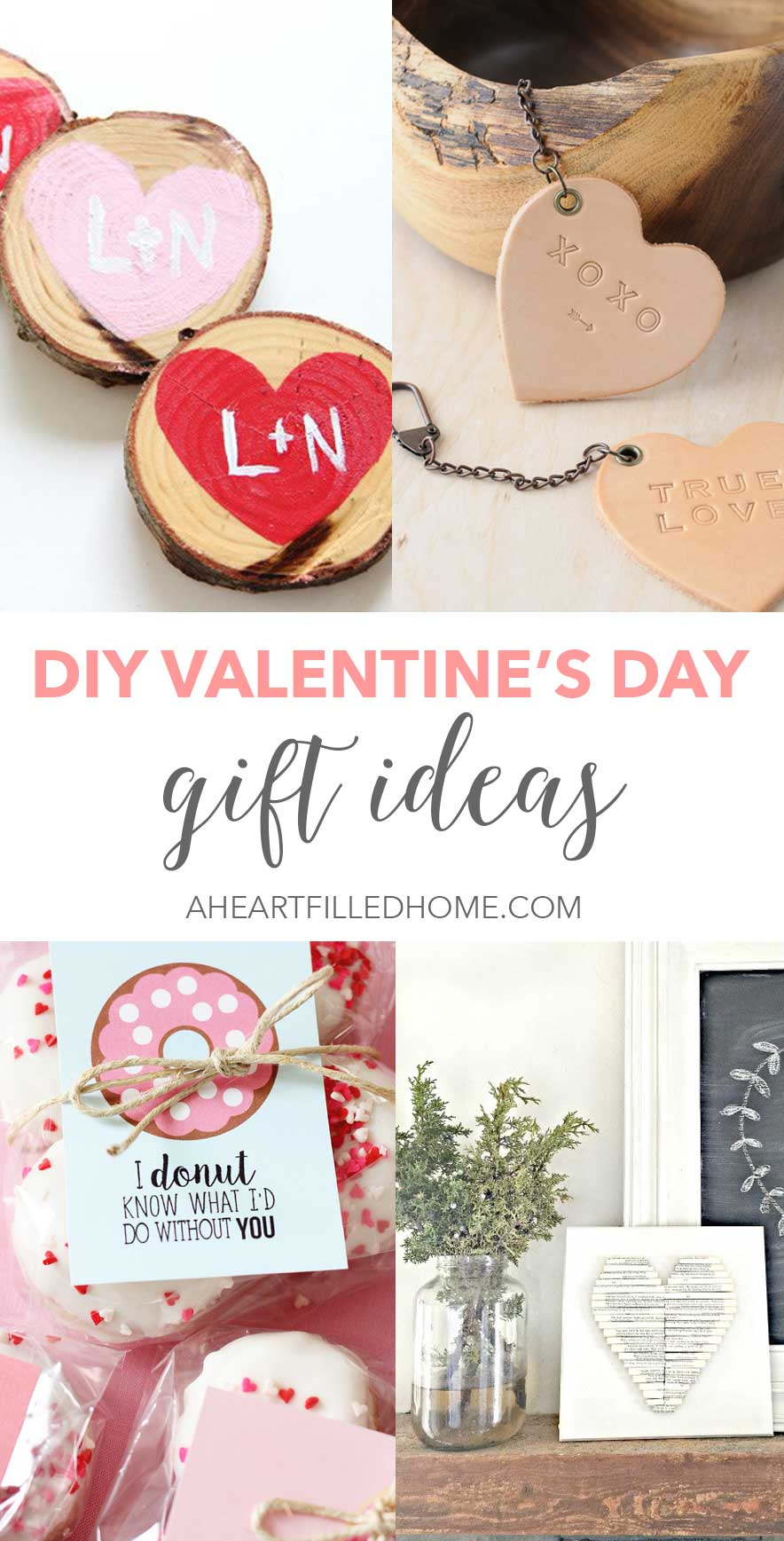Easy DIY Valentine's Day Gift Ideas