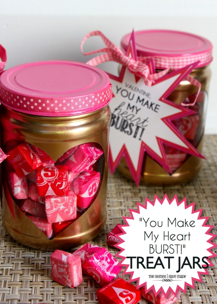 Easy DIY Valentine's Day Gift Ideas
