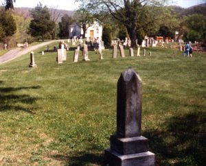Falling Spring Presbyterian Church and Cemetery