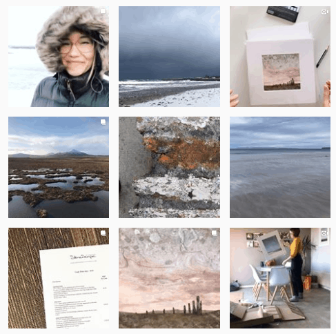 Inspired by Caithness Grid feed