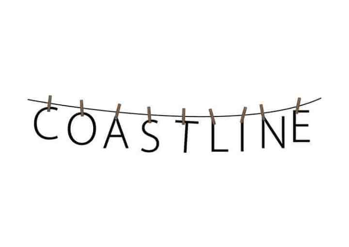 Caithness Christmas Shopping Guide:  Coastline Logo