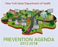 NYS Prevention Agenda 2013-2018 Logo