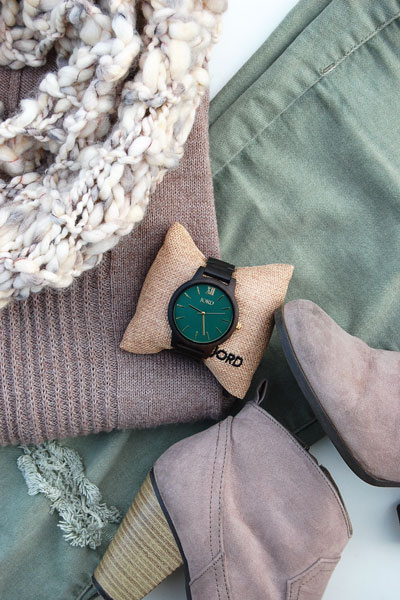 JORD Wood Watch- The Perfect Valentine's Day Gift