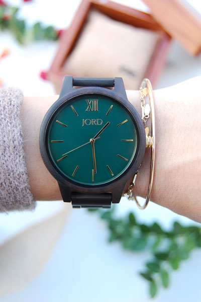 JORD Wood Watches- The Perfect Valentine's Day Gift