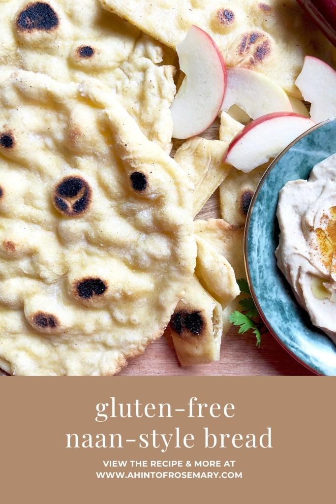 gluten-free naan-style bread