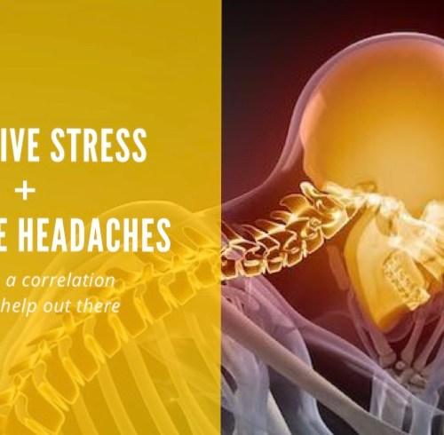 oxidative stress + migraine headaches