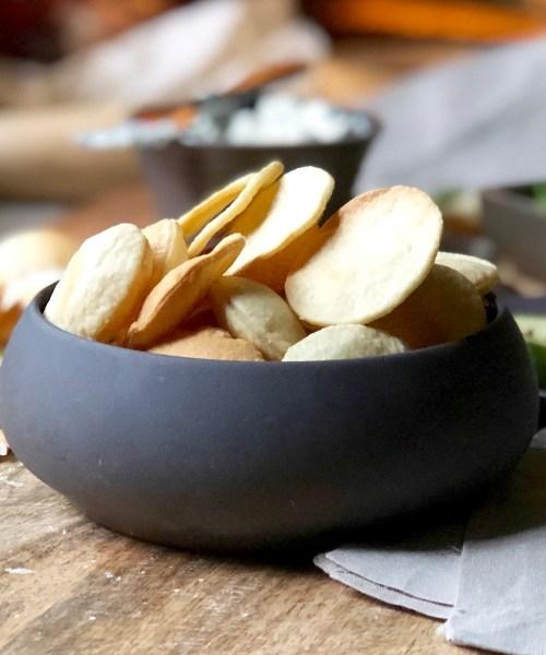 parmigiano-reggiano einkorn cheese crackers