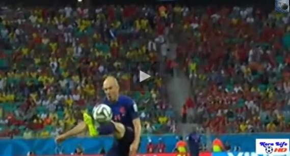 فيديو مباراة هولندا واسبانيا