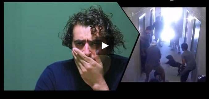 بالفيديو: مقلب مروع جداً بالفنان باسم ياخور في برنامج فؤش في المعسكر