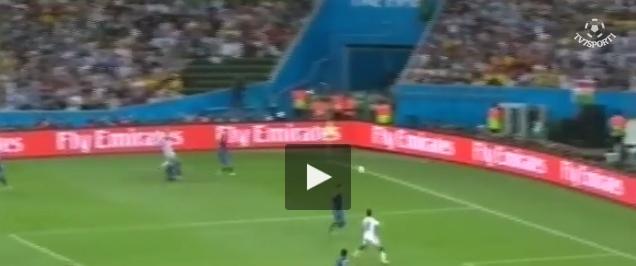 بالفيديو هدف ألمانيا ضد الأرجنتين في كأس العالم 2014