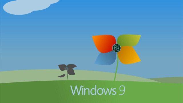 مايكروسوفت تجعل نظام ويندوز 9 مجانا لأصحاب ويندوز 8