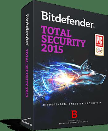 تحميل برنامج بيتديفيندر Bitdefender Total Security 2015 مجاناً