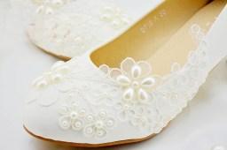 أحذية عرائس