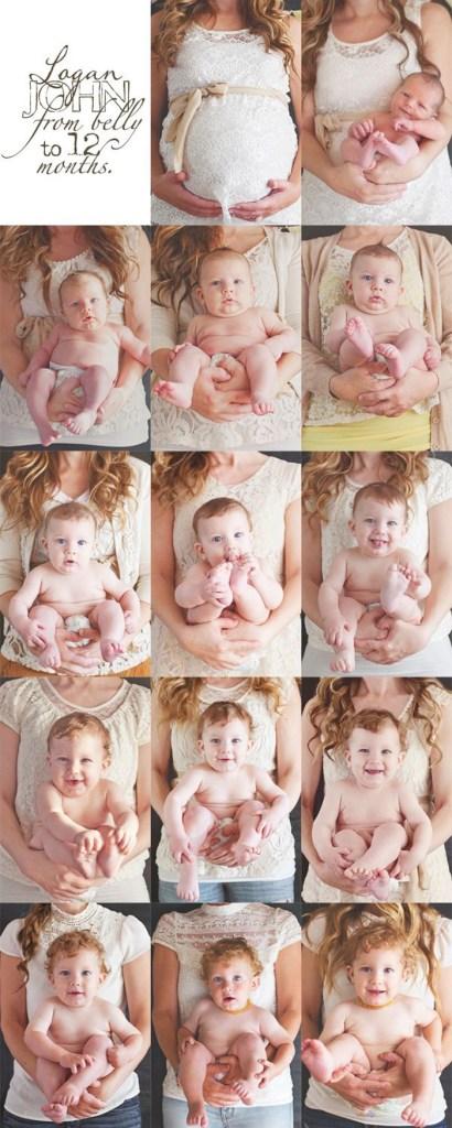 افكار رائعة لتصوير الأطفال
