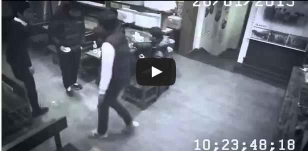 فيديو فتاة تسحق ثلاث شبان في الصين بثواني
