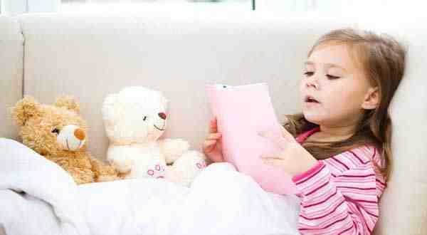 تنمية مهارات تعلم القراءة لدى الاطفال