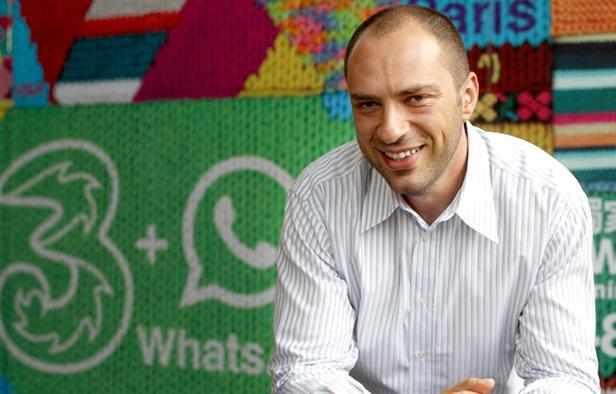 مؤسس تطبيق واتس اب